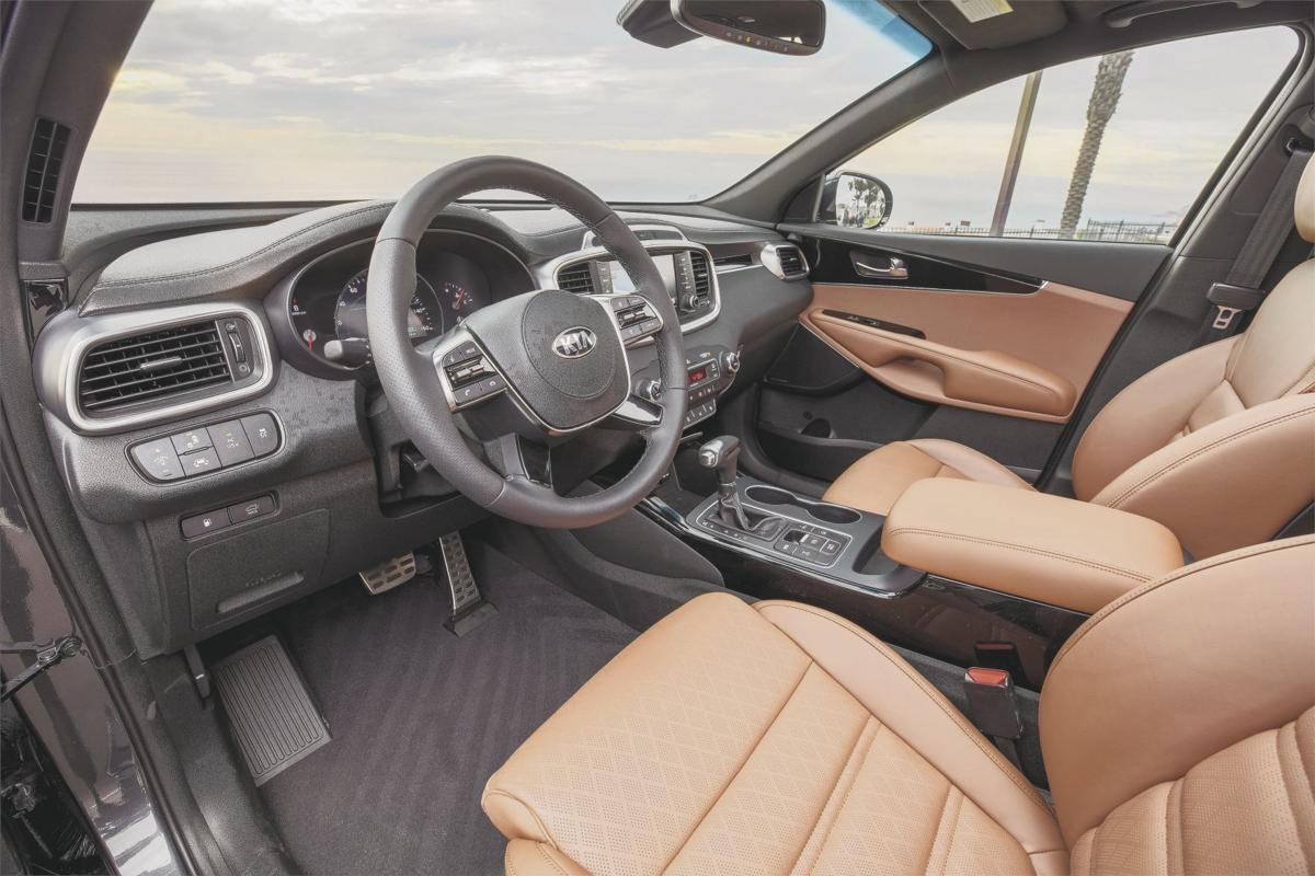 2019 Kia Sorento SXL AWD