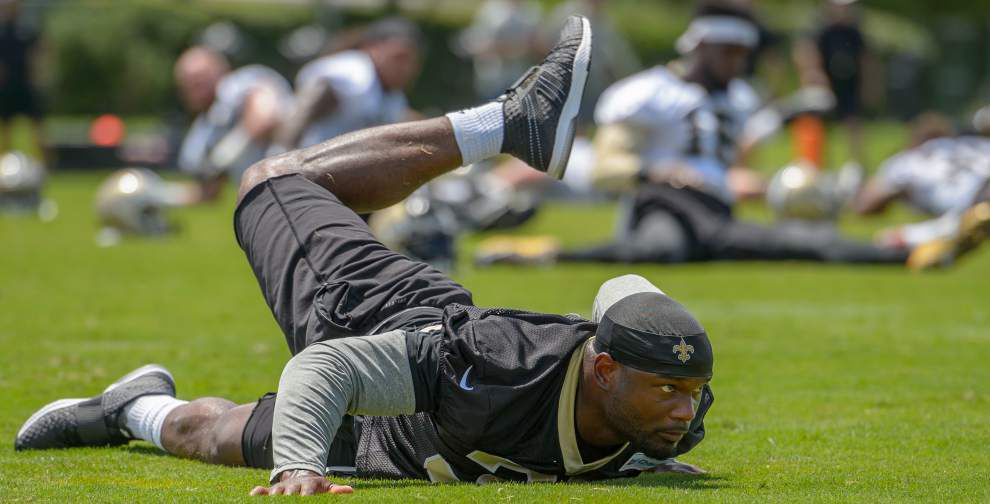 New Orleans Saints minicamp: Nick Underhill's top three thoughts from the final day _lowres