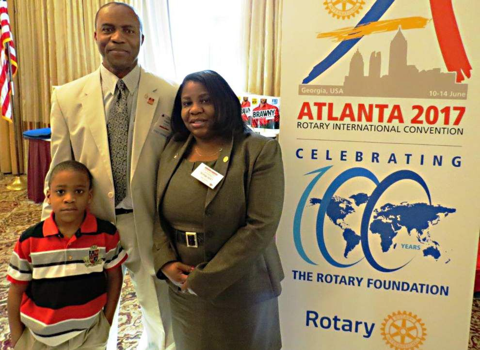 Zachary Rotarian to take on new leadership role _lowres