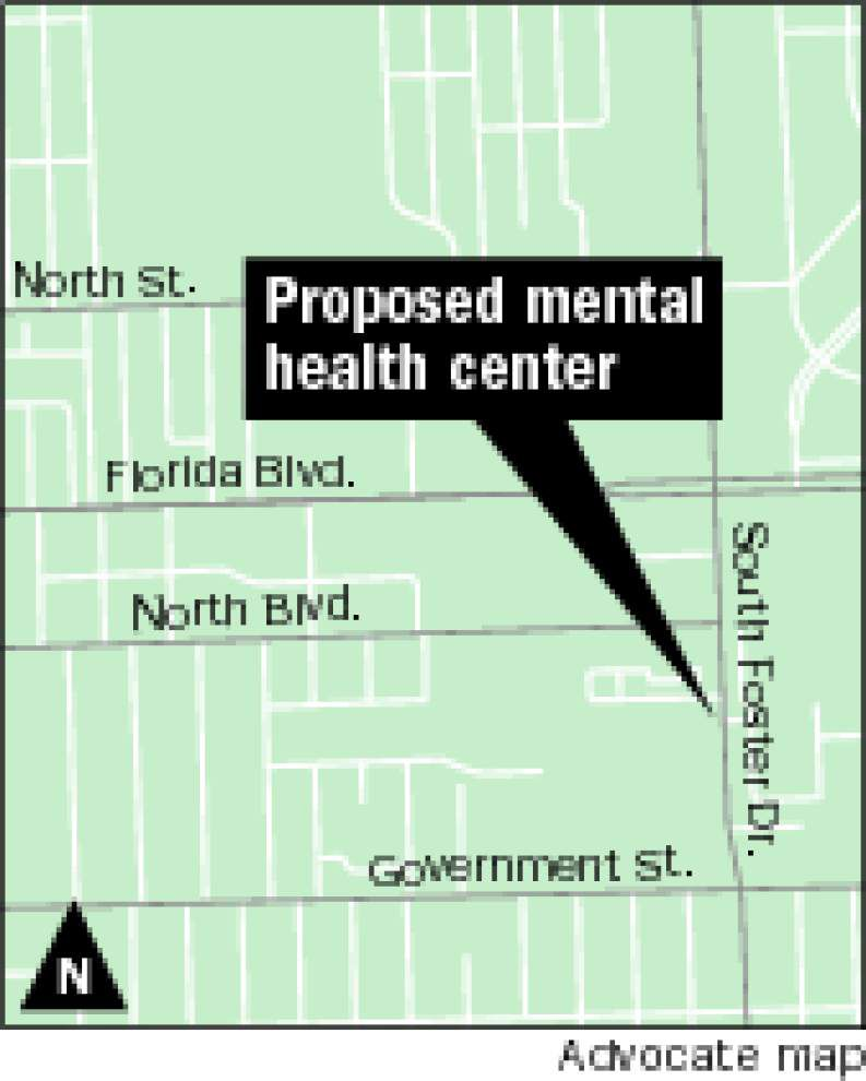 Proposed mental health facility could be in the same building as Baton Rouge Detox Center, BRAF official says _lowres