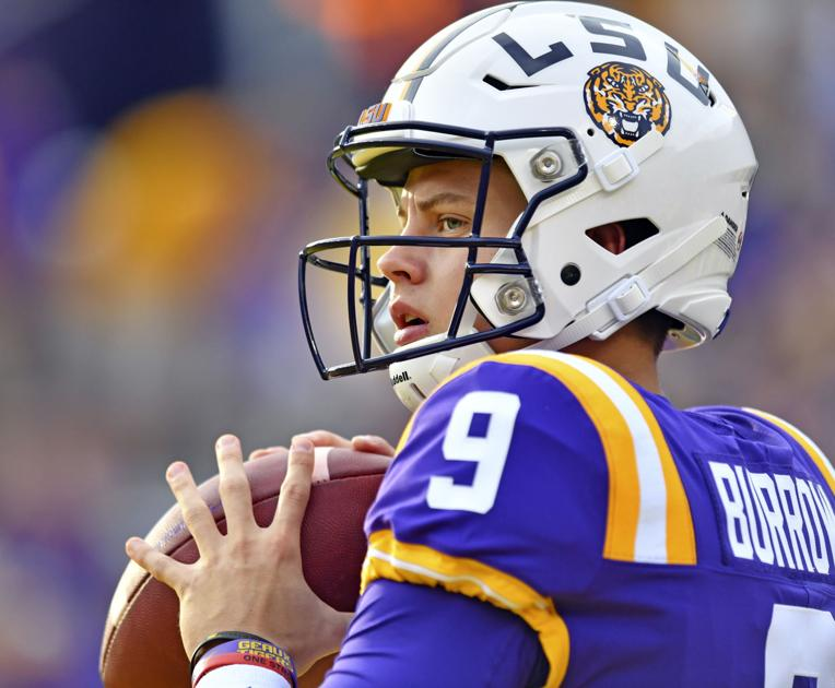 Joe Burrow continues electric early-season pace against Northwestern State