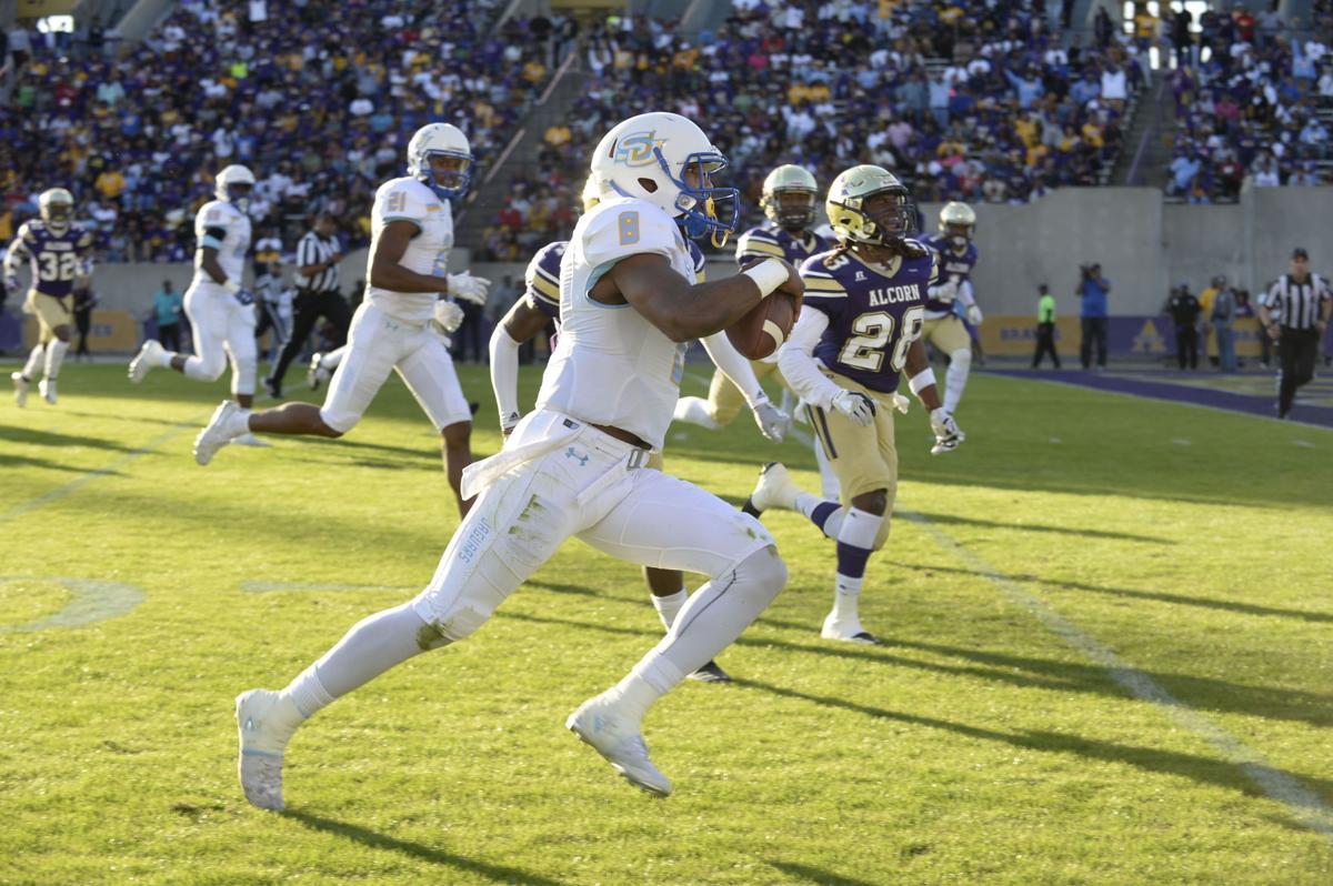 Photos: Southern University Jags battle hard, but Alcorn