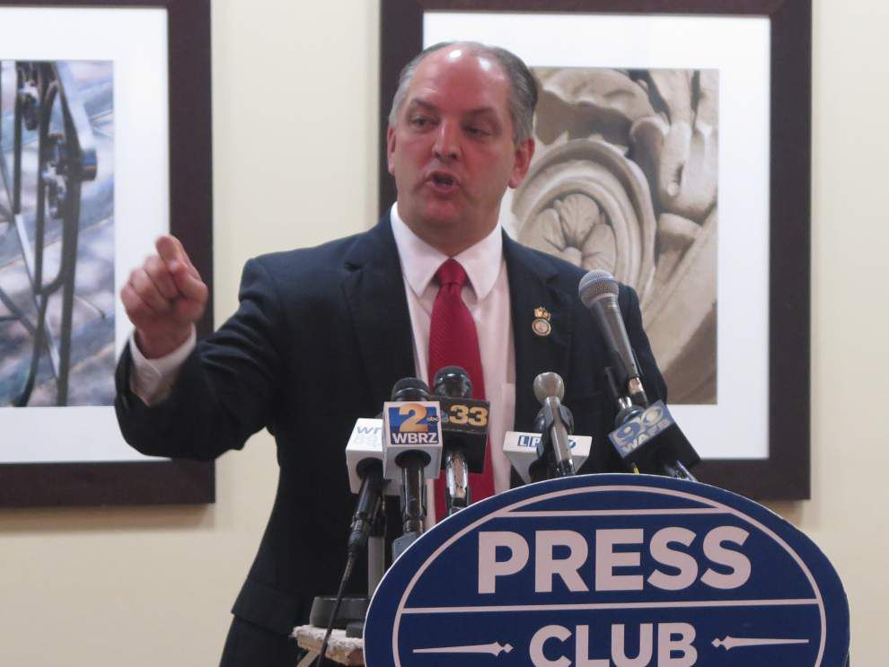 Rep. Edwards: Jindal created a fiscal mess for next governor _lowres