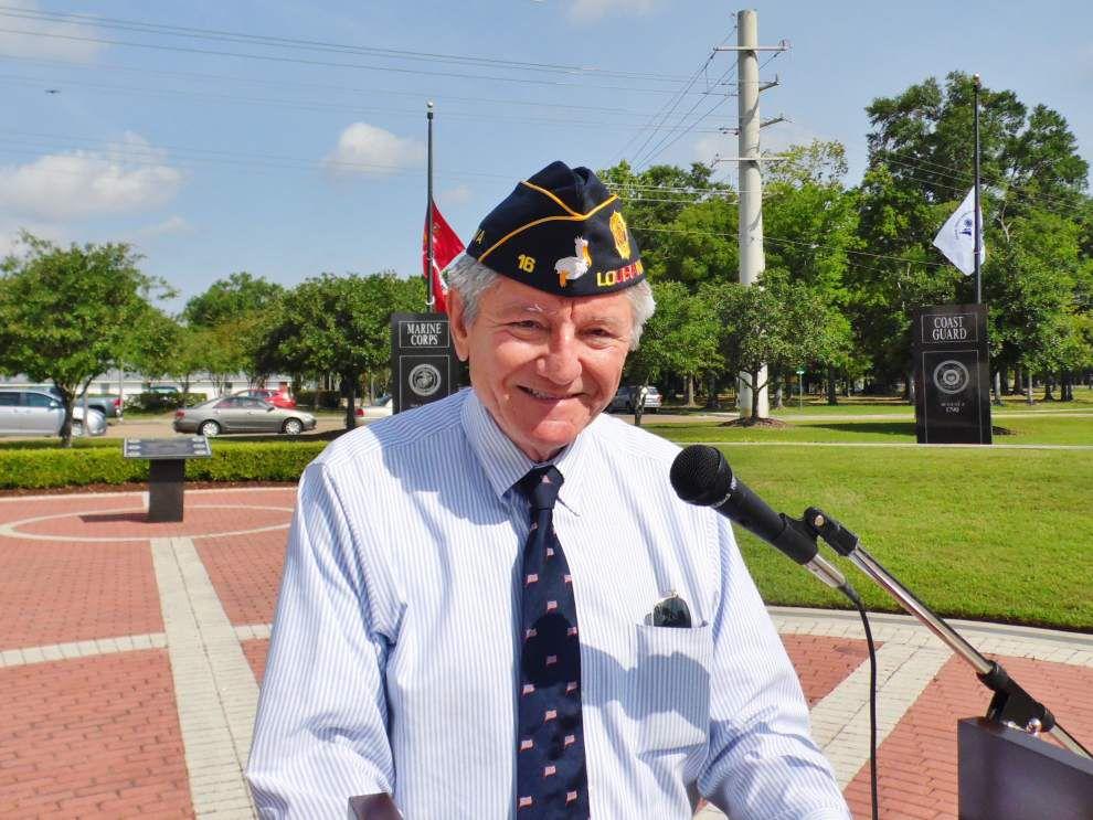 Veterans host Covington Memorial Day ceremony _lowres