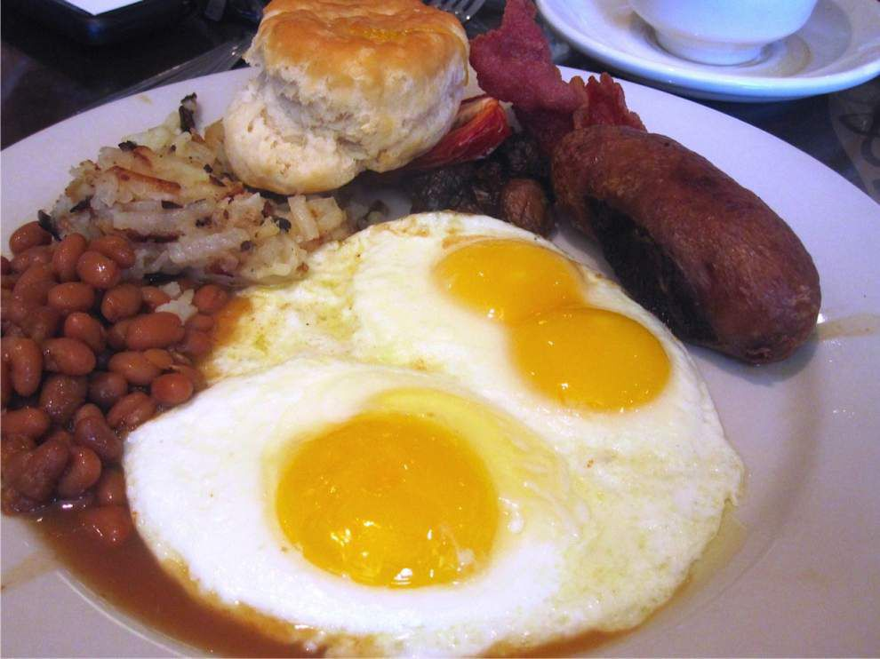 To get N.O. weekend brunch before football kickoff, it pays to use a different playbook _lowres