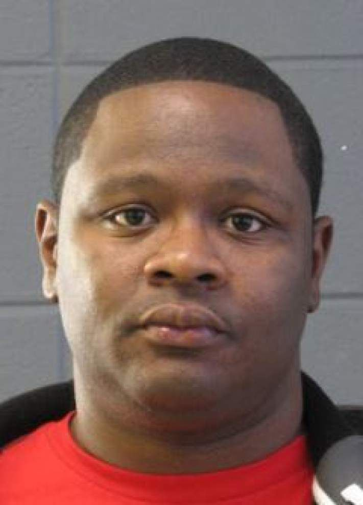 St. John Parish sheriff's deputy arrested and fired after fueling up personal car _lowres