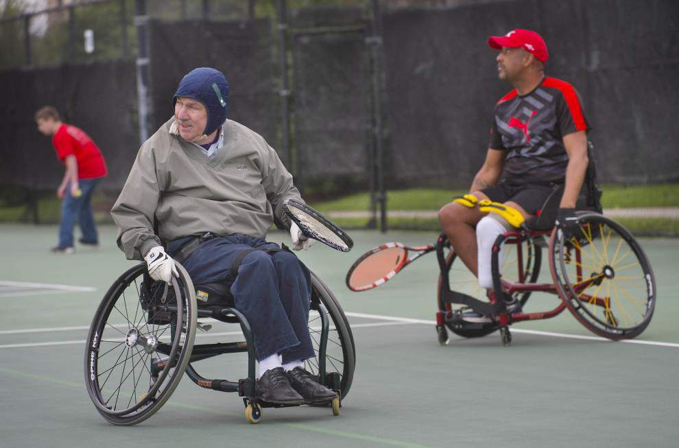 Raised to never quit, Glenn Singletary has been competing his whole life _lowres