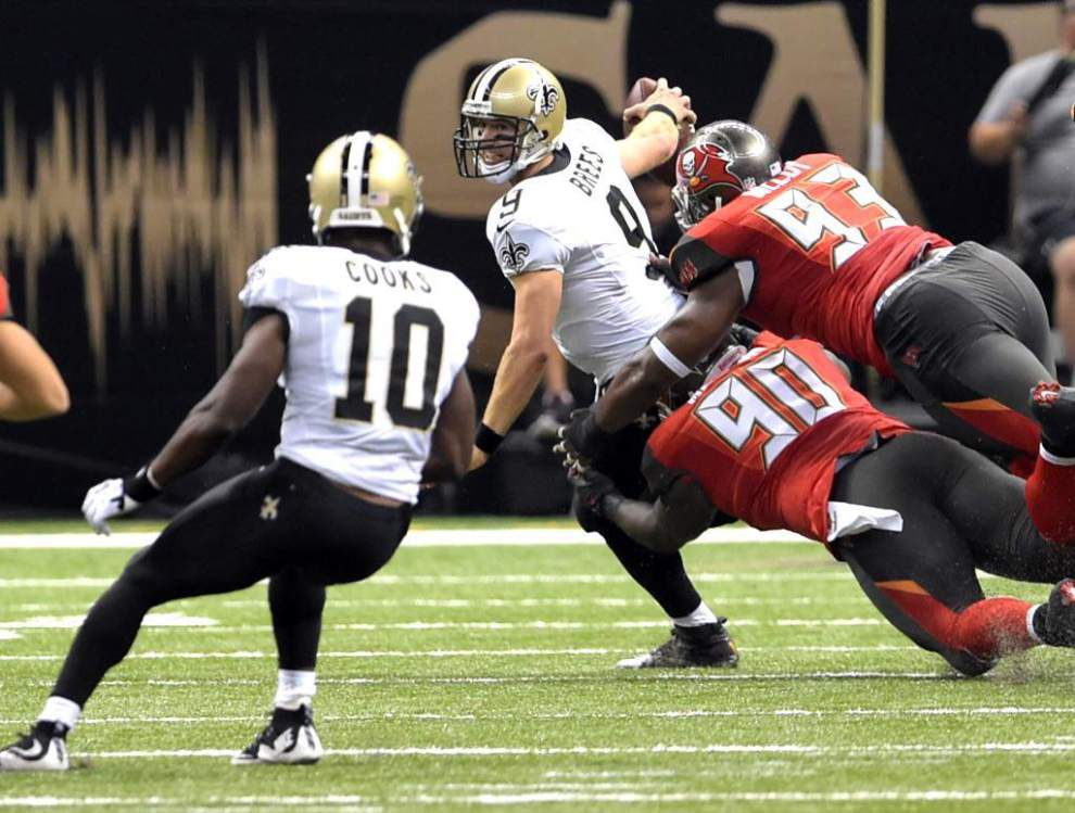 Buccaneers vs. Saints live updates: Key matchups, players to watch _lowres