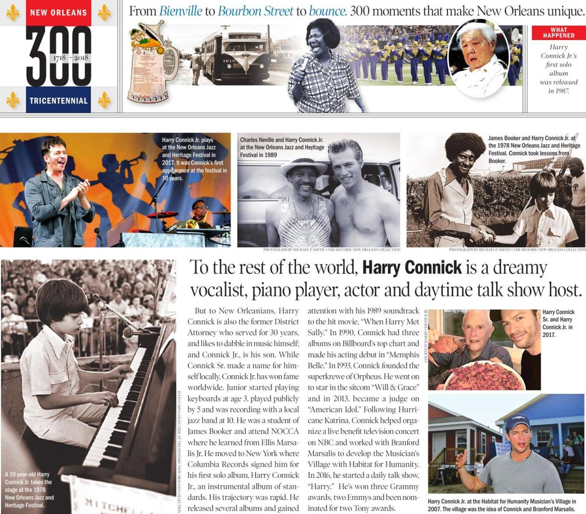 300 Harry Connick