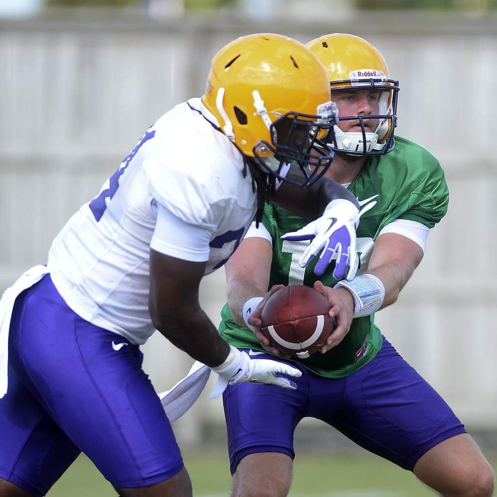 LSU's 'other' big running back recruit, Darrel Williams ready to shine _lowres