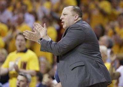 Report: There is mutual interest between Pelicans and Chicago coach Tom Thibodeau _lowres