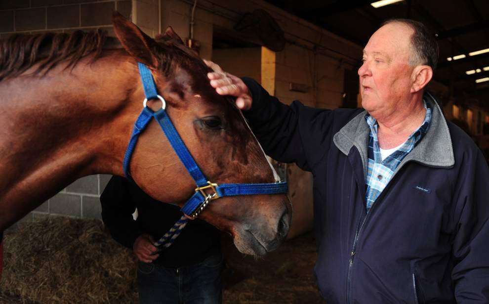 Lewis: Louisiana Champions Day brings the state's horsemen together ... at least briefly _lowres