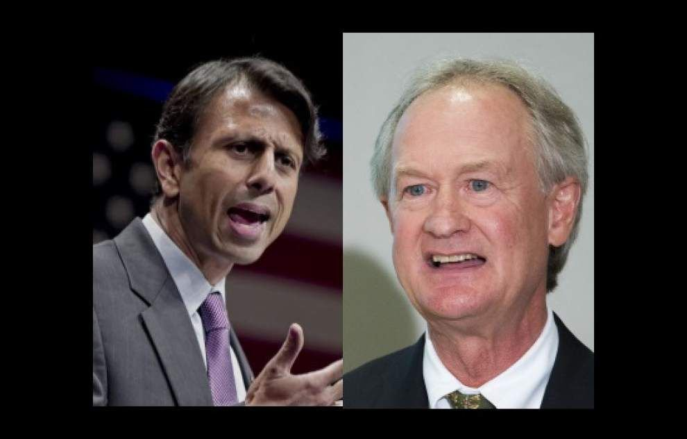 Bobby Jindal administration blasts metric system, Lincoln Chafee _lowres