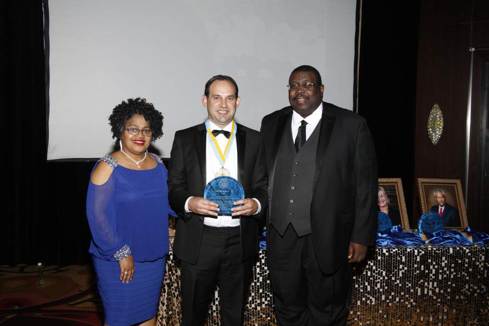 Attorney Boudreaux inducted into Southern University Law Center's Hall of Fame _lowres