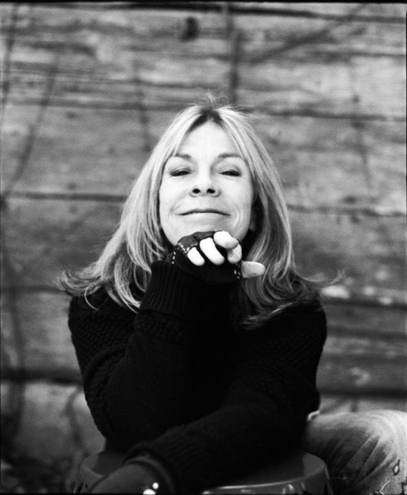 Rickie Lee Jones is back with a new album. She credits a move to New Orleans for her renewal. _lowres
