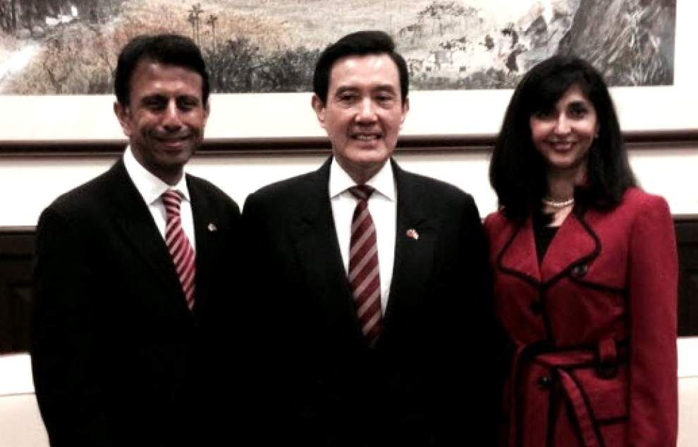Jindal returns from Asia with no deals in hand _lowres