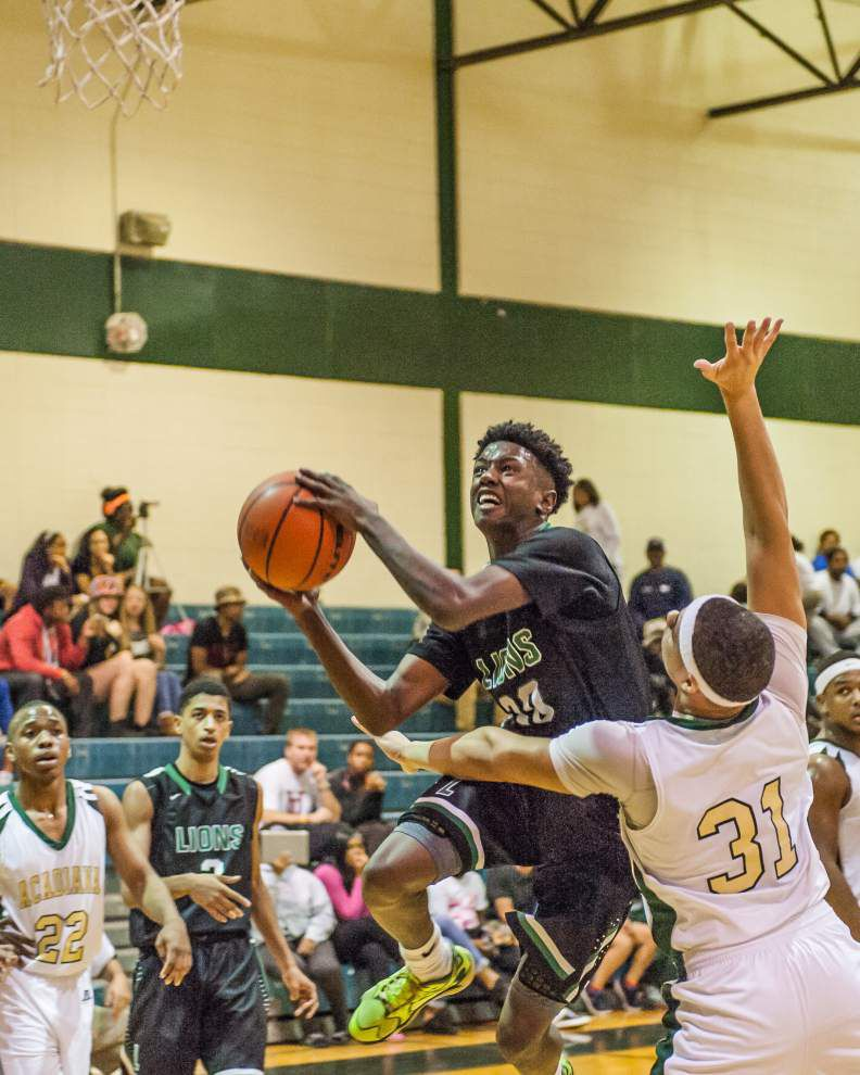 Lafayette High claims No. 6 seed in 5A playoffs _lowres