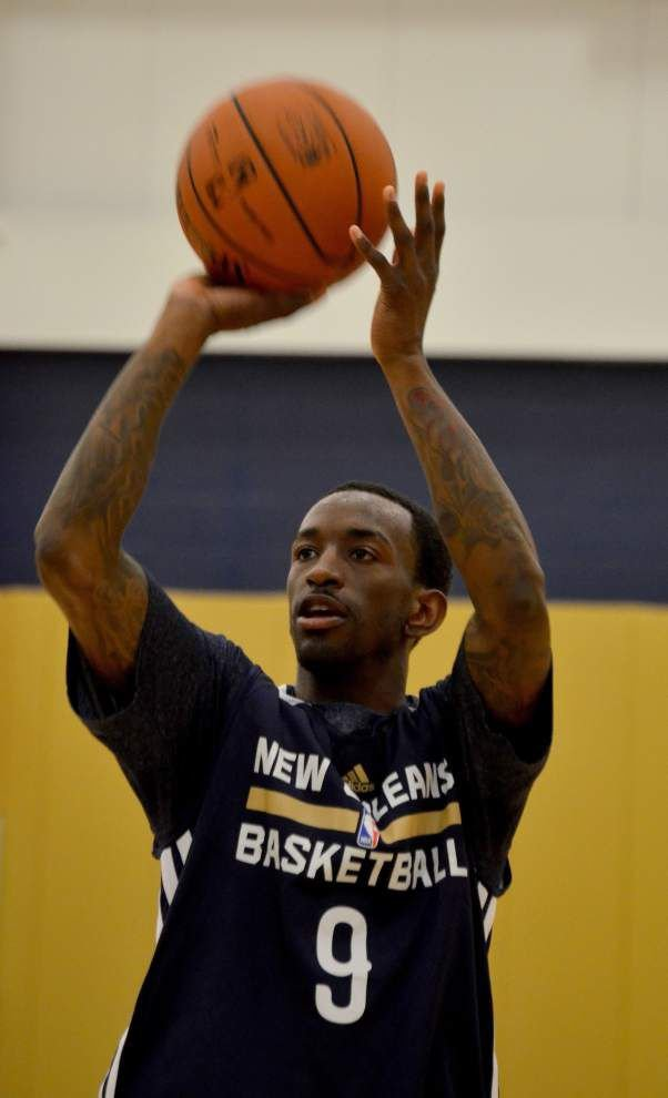 Pelicans' summer league roster full of players looking for a chance to make it in the NBA _lowres