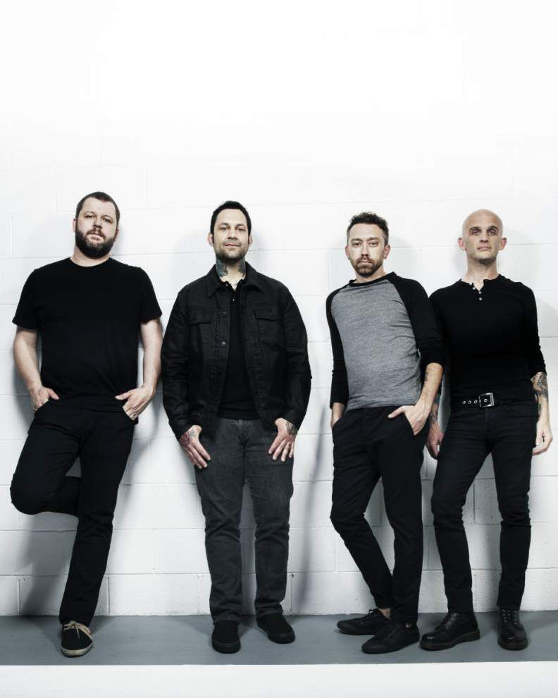 Rise Against brings its message to Voodoo stage _lowres