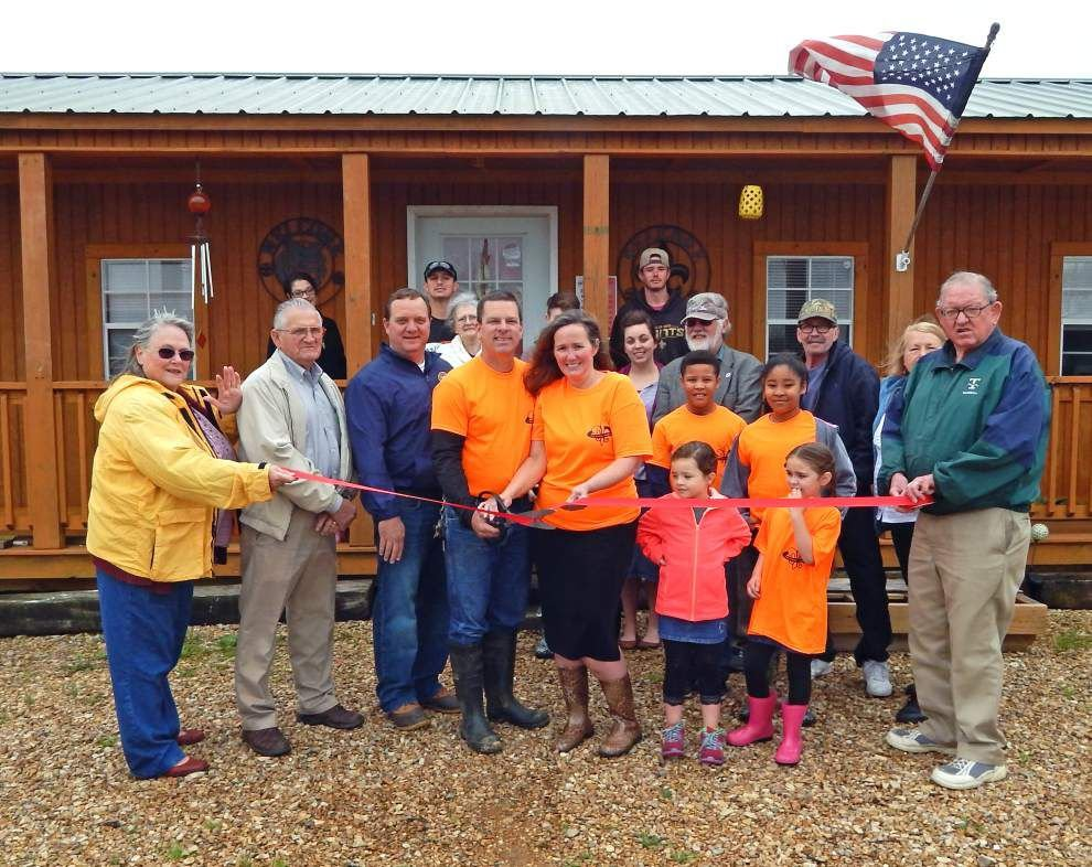 East Feliciana Parish Chamber Of Commerce Welcomes New Members From Graceland  Portable Buildings _lowres
