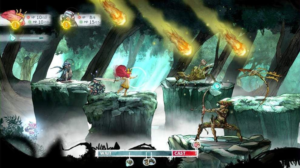 'Child of Light' a luminous fairy tale _lowres