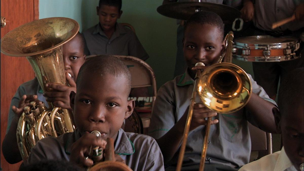 Serenade for Haiti Film Festival