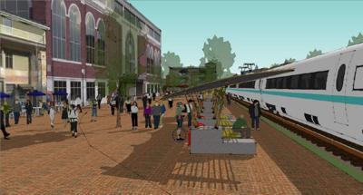 Lanny Keller: Baton Rouge to New Orleans commuter rail a no-brainer; let's not miss the train again _lowres