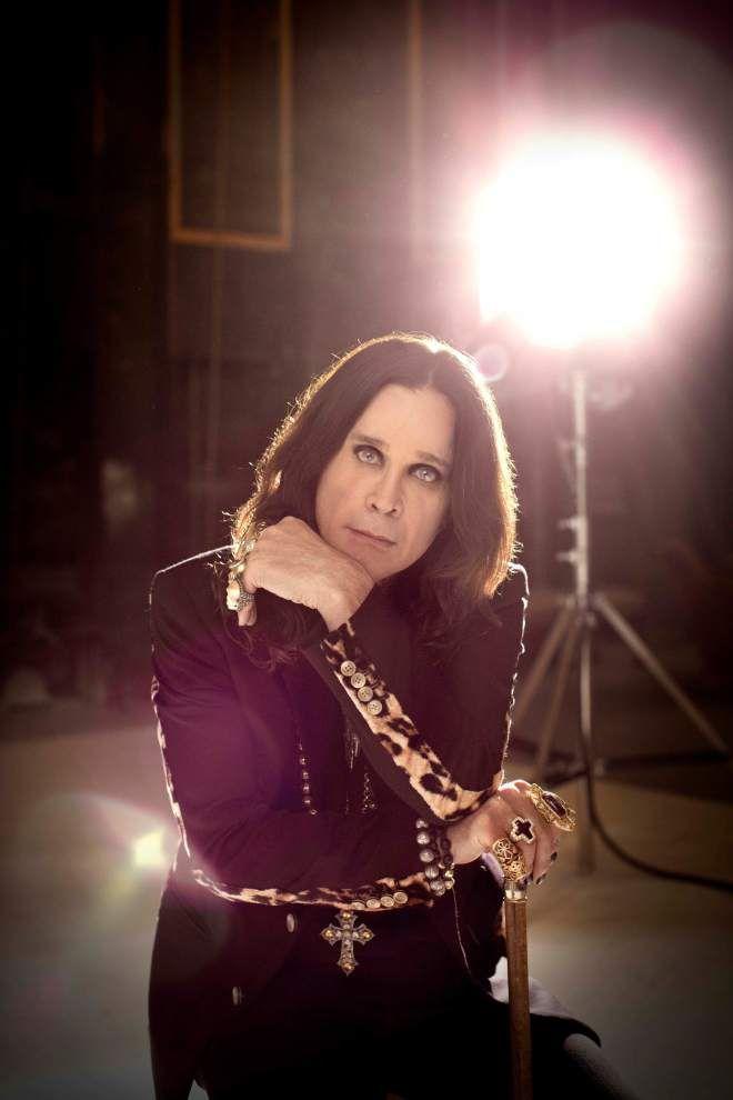 Legendary rocker Ozzy Osbourne to headline Voodoo Fest this Saturday _lowres