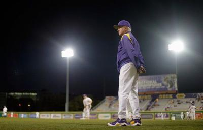 LSU baseball out of the NCAA Tournament? One projection says so