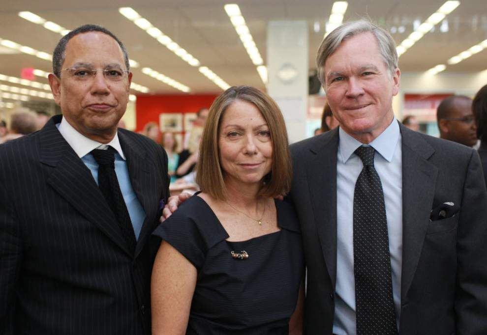 Baquet takes helm of New York Times _lowres