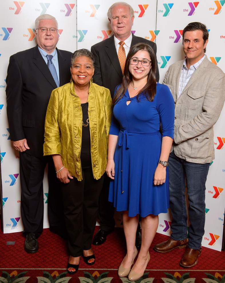 YMCA volunteers, donors honored _lowres