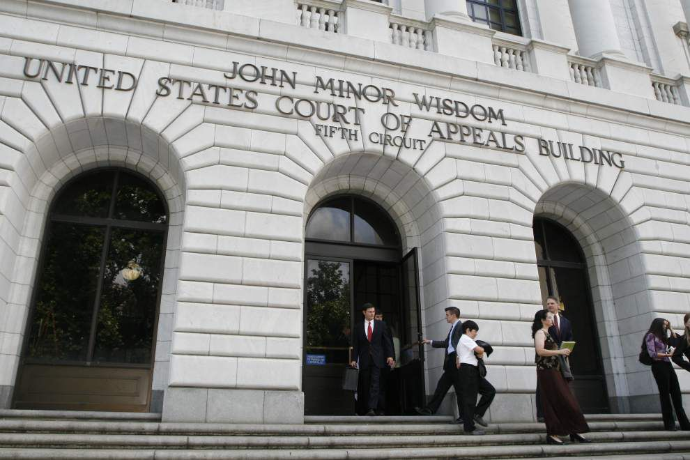 Federal appeals courthouse in New Orleans wins National Historic Landmarks status _lowres