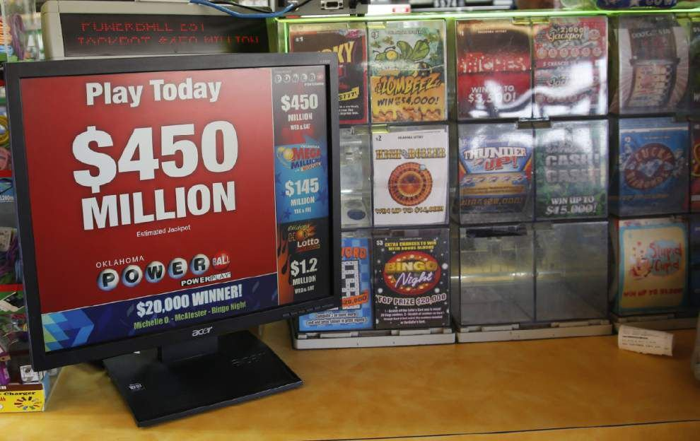 As Powerball jackpot soars, here are four facts about huge payoff you could win TONIGHT _lowres