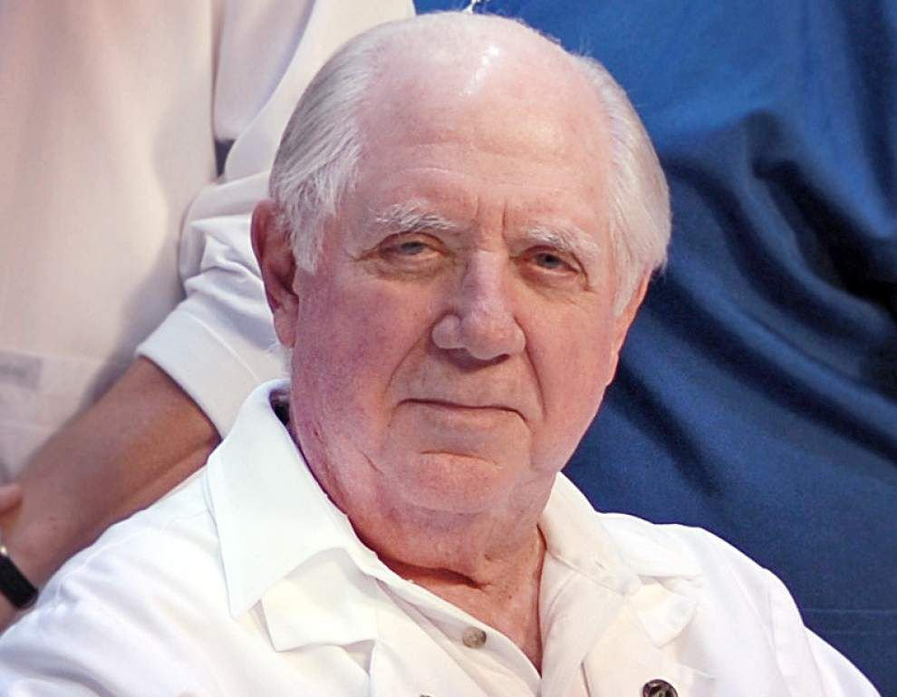 Thomas Weatherall, pioneering Louisiana oncologist, dies at 85 _lowres