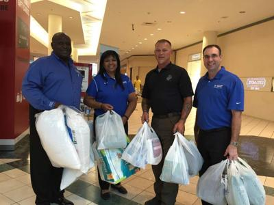 200 packages sent to military overseas _lowres