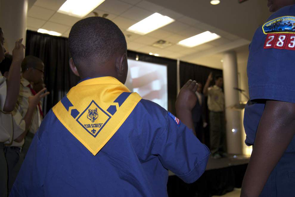 Big names help Boy Scouts, celebrates councils' 90th year _lowres