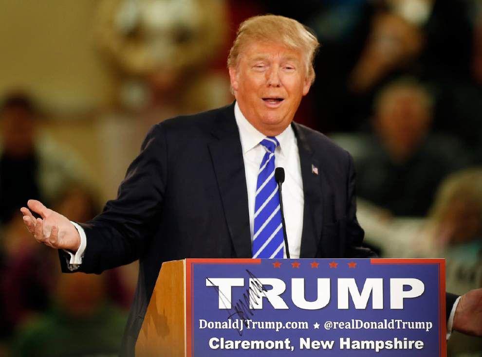 Donald Trump announces Louisiana presidential campaign leaders _lowres