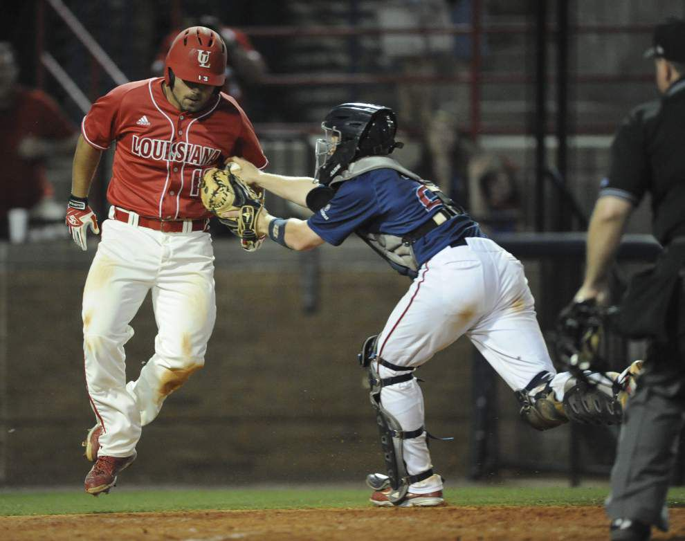 South Alabama edges Cajuns 3-2 to open pivotal Sun Belt Conference series _lowres