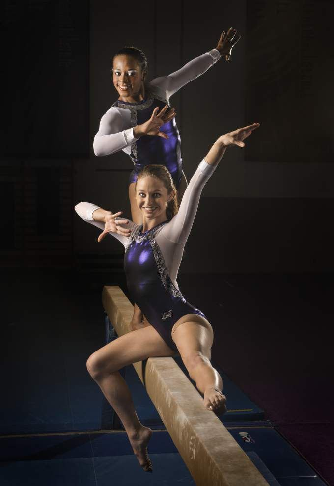 LSU All-Americans Lloimincia Hall, Jessie Jordan to finish NCAA careers in their home state of Texas _lowres
