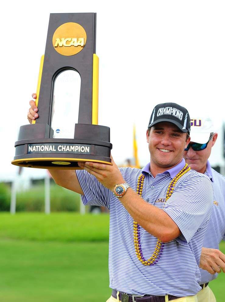Rabalais: Dream putt seals LSU's national golf title _lowres