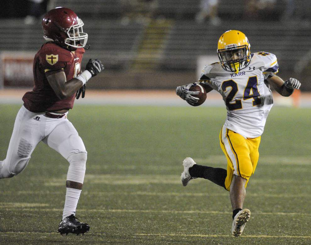 0-3 new territory for Karr; Cougars ready to restore pride with win _lowres