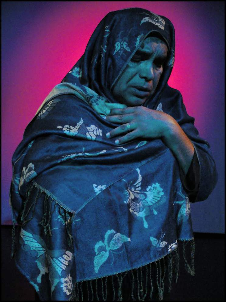 Theater project highlights Latino contributions to New Orleans _lowres