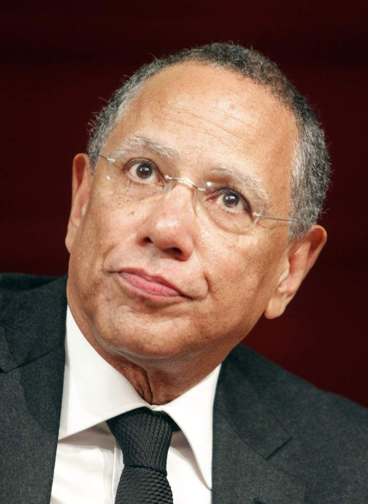 New York Times editor Dean Baquet on his views of New Orleans, journalism's past, present, future _lowres
