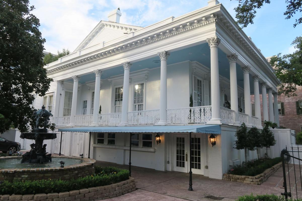 Mangia At The Mansion Palatial New Orleans Address Now Proudly American Italian Eatery Food