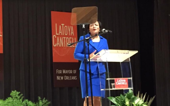 Cantrell: 'Gray areas' were not improper spending_lowres