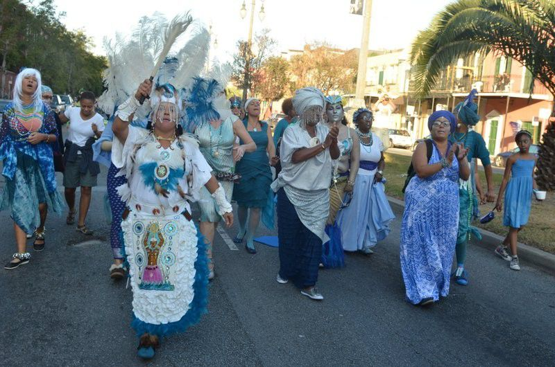 YeMaYa parade is in the Lower 9th Ward on Saturday_lowres