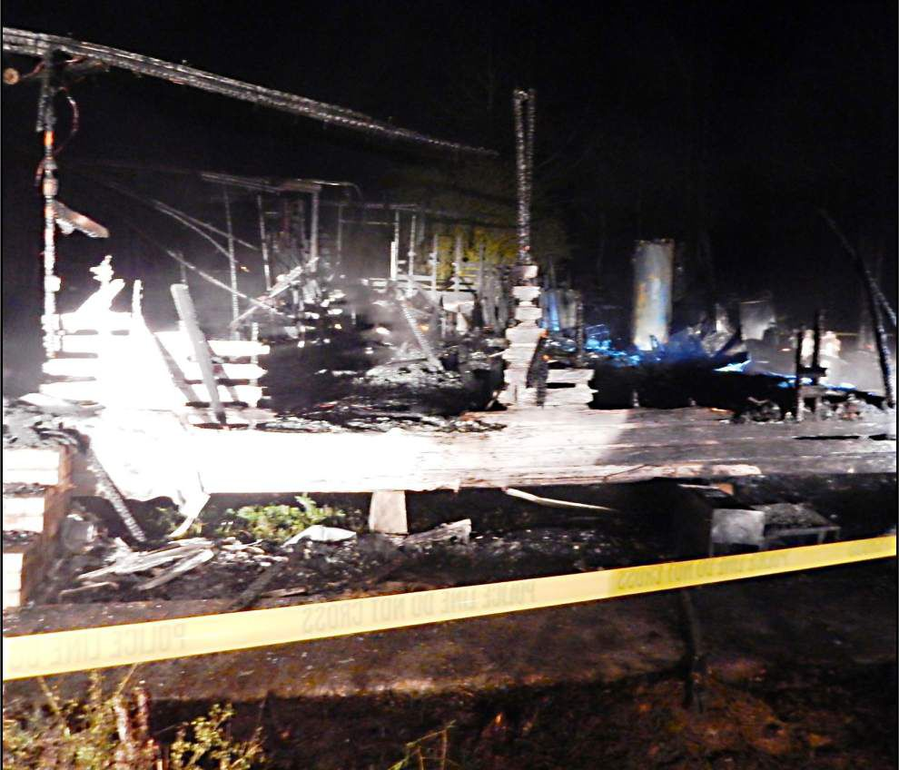 Autopsy planned to ID body in fire _lowres
