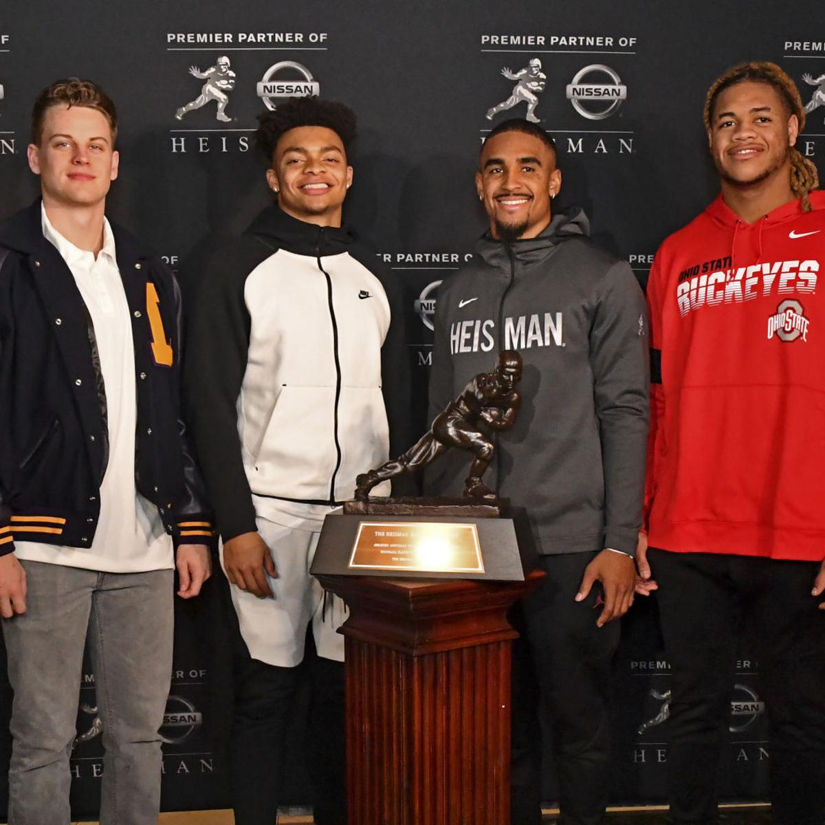 Image result for heisman ceremony 2019