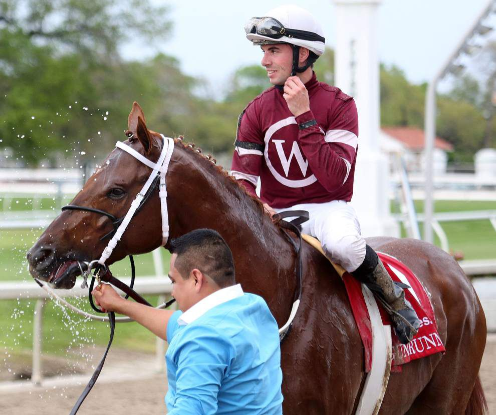 Louisiana Derby winner Gun Runner still leads Kentucky Derby standings; 3 other Fair Grounds horses are in the top 20 _lowres