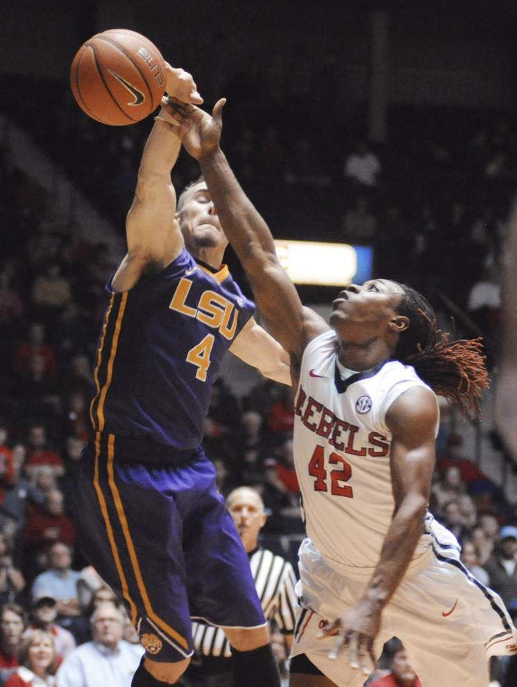 Perimeter defense keyed LSU's win over Ole Miss _lowres